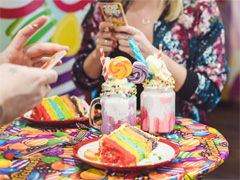Candy Crush Cafe image