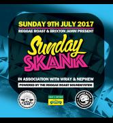 Reggae Roast Soundsystem: Sunday Skank! w/ Ghost Writerz image