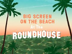 Big Screen on the Beach image