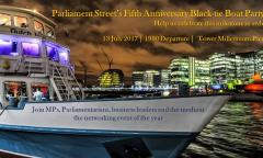 Parliament Street's 5th Anniversary Boat Party: A Night on the Thames image