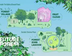 Future Forest Experience at Westfield with Bompas & Parr image
