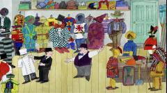 An Evening with Mr Benn and David McKee image