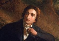 Afternoon Poems: John Keats in 1817 image