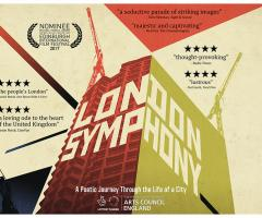London Symphony + Live musical accompaniment by the Covent Garden Sinfonia image