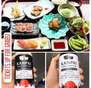 Meet and dine with the brewers - Kanpai London Sake - the UK's first sake Brewery image