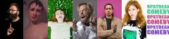 Upstream Comedy with Tony Law image