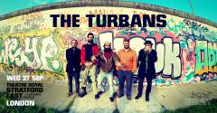 Borderless - The Turbans image