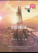 Equinox with Morning Gloryville at The View from The Shard image