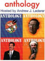 Anthology (Comedians Tell Stories From Their Lives) image
