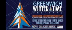 We are Trackless at The Greenwich Winter Time Festival image