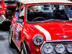 The London Classic Car Show image