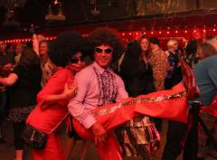 70's & 80's Disco and Funk Night, The Kick Thrills live image