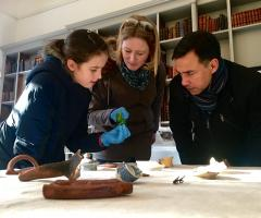 Hands-On Archaeology - Building With the Tudors image