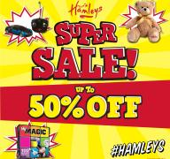 Super Savings at Hamleys image