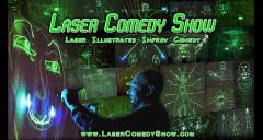The Laser Comedy Show image