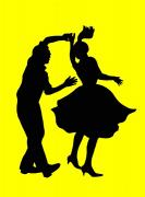 Beginners 50s Jive dance lessons (Tue) image