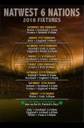 6 Nations live at Waxy O'Connor's image