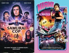 "Crap Film Club Presents ""Samurai Cop"" & ""Miami Connection"" Double Bill image"