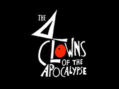 The 4 Clowns of The Apocalypse image