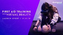 Virtual Reality First Aid Training image