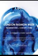 London Fashion Week Presentations + Concept Store image