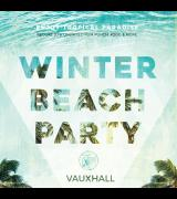 Winter Beach Party – Cottons Vauxhall image