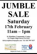 Giant Jumble Sale image