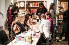 50 Shades Of Red- Valentine's Pampering Event in Support of The Red Cross image
