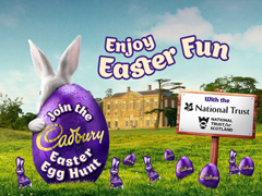 Cadbury Easter Egg Hunt image