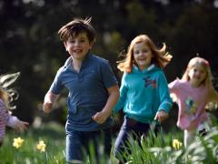 Cadbury Easter Egg Hunt at Morden Hall Park image