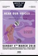 HoV London & Gal-Dem present: HEAR OUR VOICES image