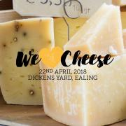We Love Cheese, Ealing image