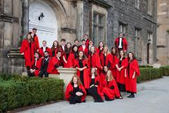 Evening Concert Of St Salvator's Chapel Choir, University Of St Andrews image
