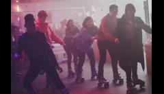 Roller Disco at Battersea Power Station for this Easter image