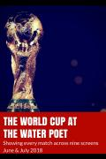 The World Cup at The Water Poet image
