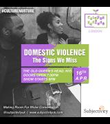 Subjectivity Domestic Violence: The Signs We Miss image