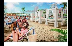 Neverland presents... Fulham Beach Club image