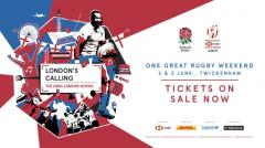London Rugby Sevens Is Back! image