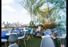 1800 Terrace takeover at OXO Tower Bar image