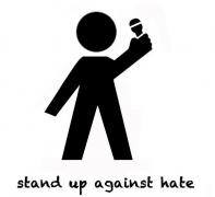 Stand Up Against Hate image