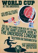 World Cup at The Underdog London image