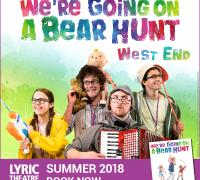 We're Going on a Bear Hunt West End image