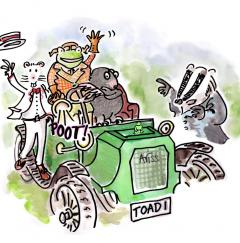 Sixteenfeet Productions presents Wind in the Willows image