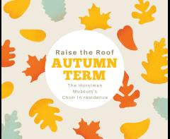 Raise the Roof Autumn Term image