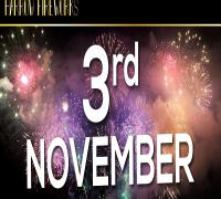 Harrow Fireworks Display: Celebration of culture image