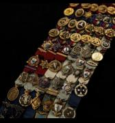Bejewelled: Badges, Brotherhood And Identity image