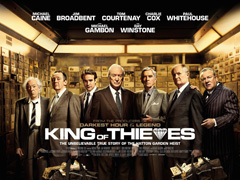 The King of Thieves - London Film Premiere image
