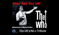 The Who Tribute - Who Are You UK image