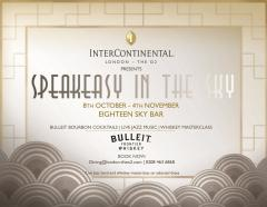 Speakeasy in the Sky at InterContinental London - The O2 image