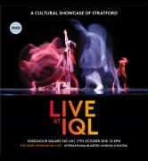 Live At IQL - A cultural showcase of Stratford image